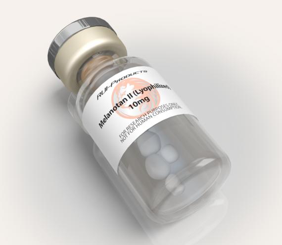 Melanotan II Peptid Profil